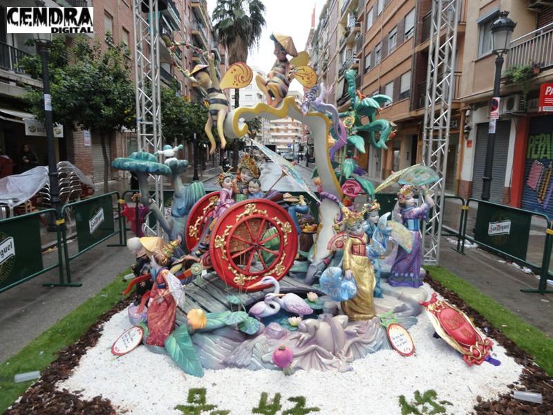 045-Sagunto- San Antonio- Padre Urbano infantil