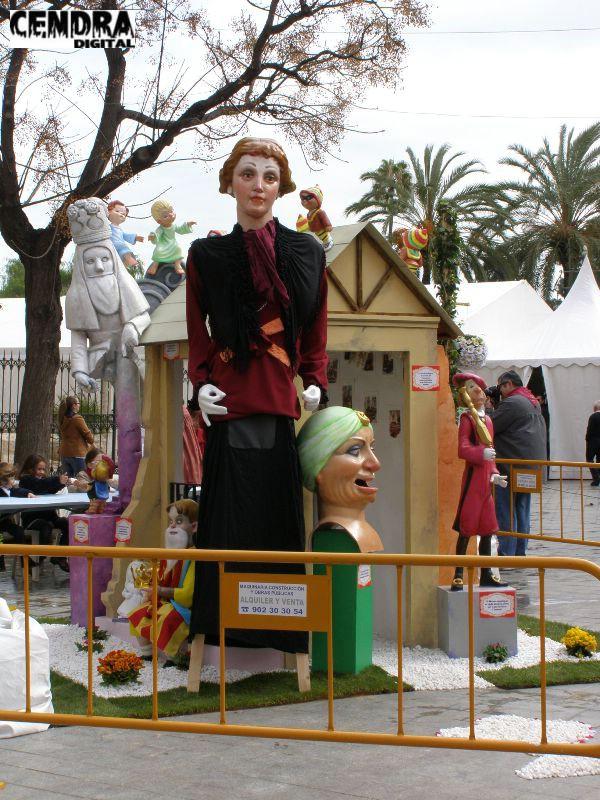 065-Serranos- Plaza de los Fueros infantil