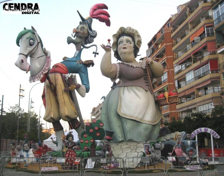 087-Archiduque Carlos- Chiva
