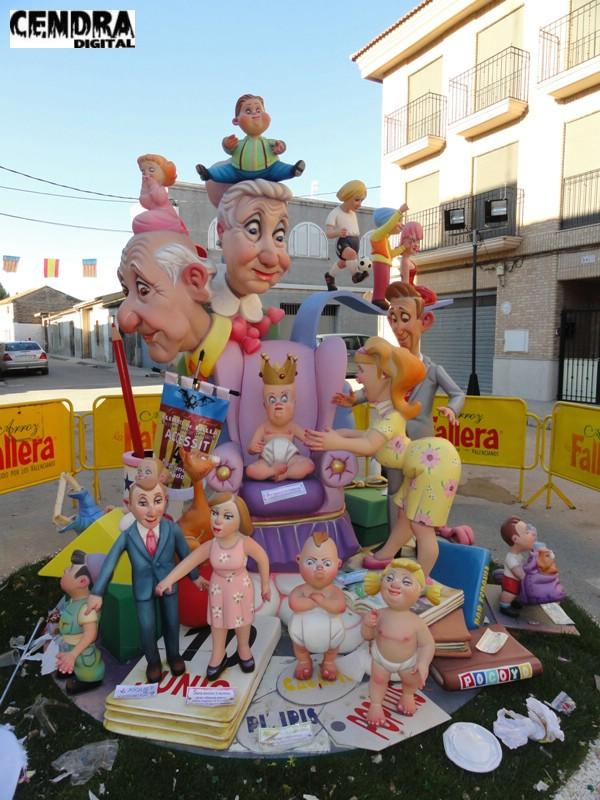147-Plaza Virgen de Lepanto infantil