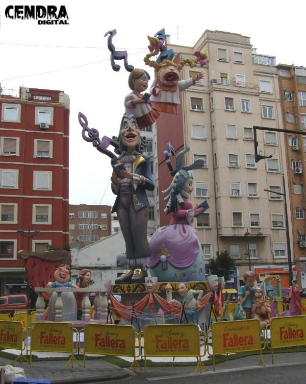 174-Pintor Salvador Abril- Peris y Valero