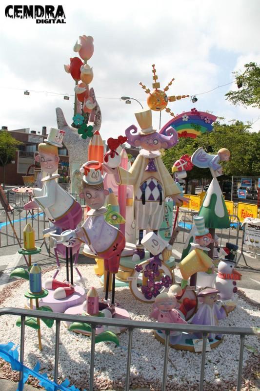 2-Parque de las Avenidas infantil