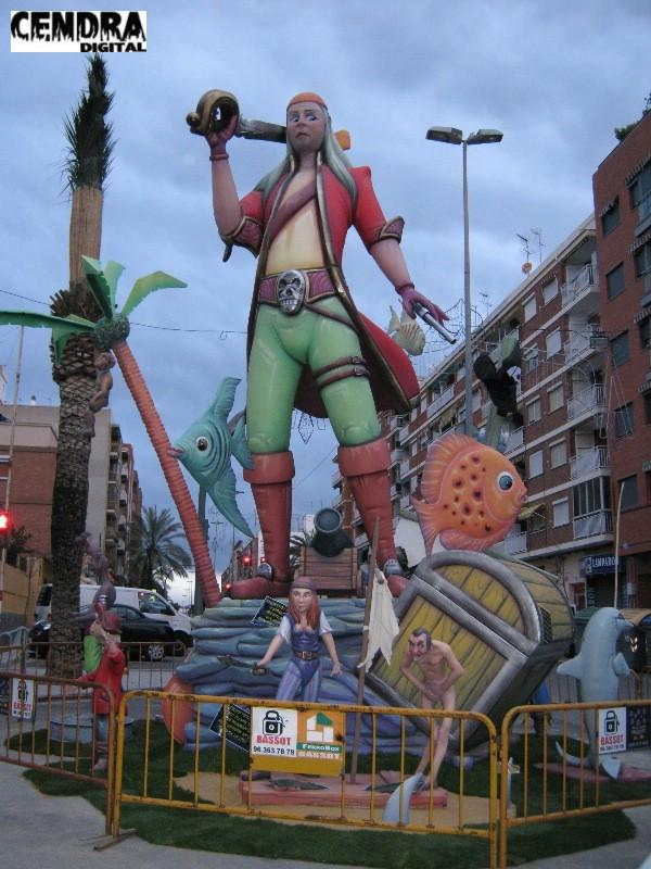 253-Pi i Margall-Arturo Cervellera (Burjassot)