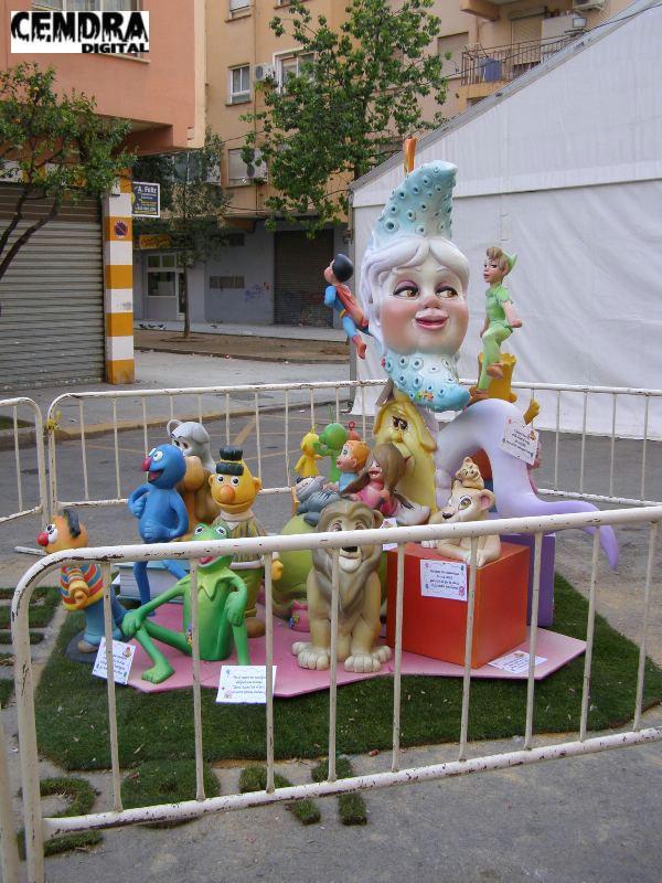 280-Plaza del Doctor Berenguer Ferrer infantil