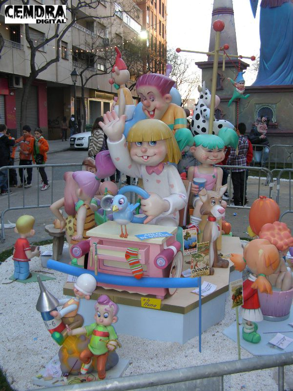 317-Camino Nou de Picanya- Nicolau Primitiu infantil