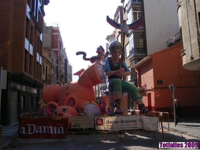 borriana 2009 l'escorredor g