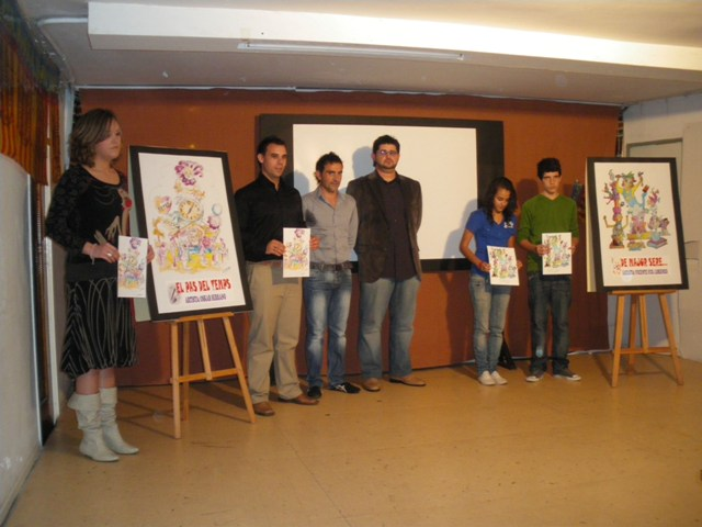 presentacion bocetos 2010