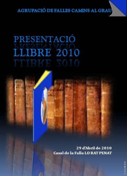 PRESENTACIO LLIBRE 2010 LRP