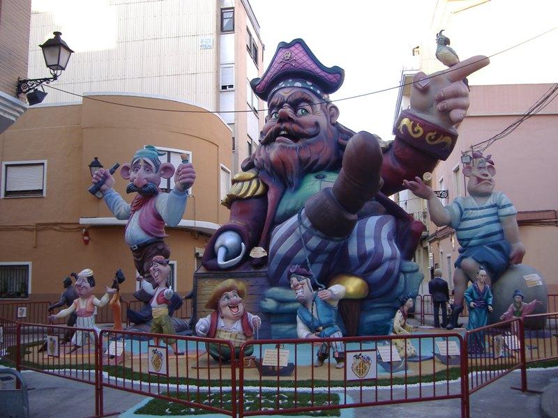 Albuixarres 2010. Vicente Chaveli.