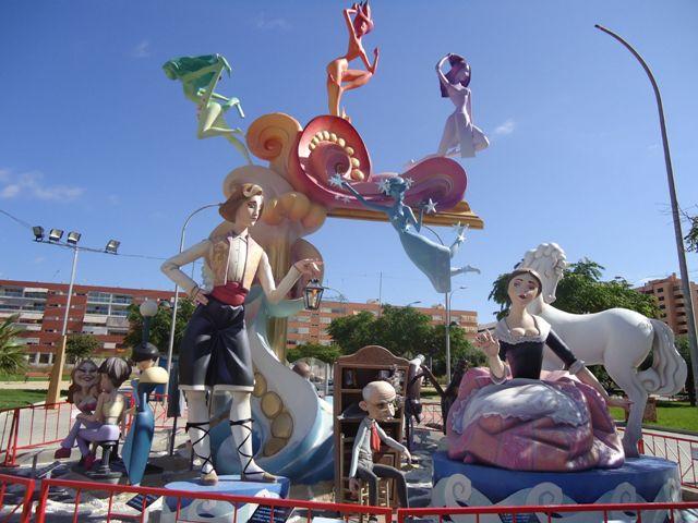 1 Foguera GVG 2010