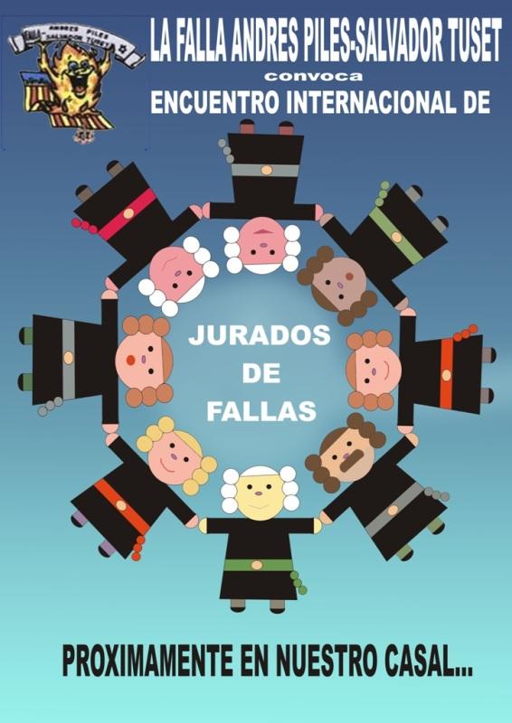 CARTEL JURADOS PROXIMAMENTE