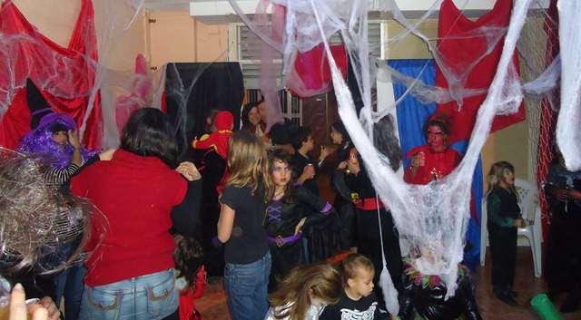 Ambiente Halloween 2010
