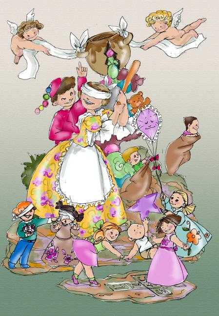 boceto falla Lo Rat Penat inf 2011