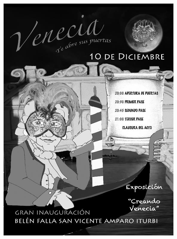 cartel venecia