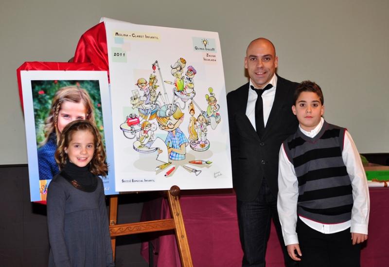 Falla Infantil Molina-Claret 2011