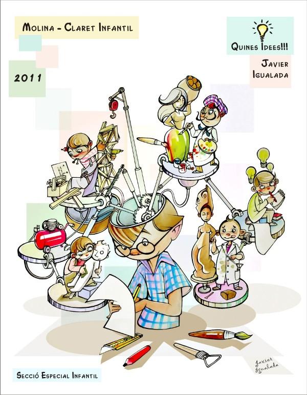 Quines Idees Molina-Claret 2011