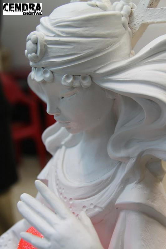 Virgen Cabeza 10