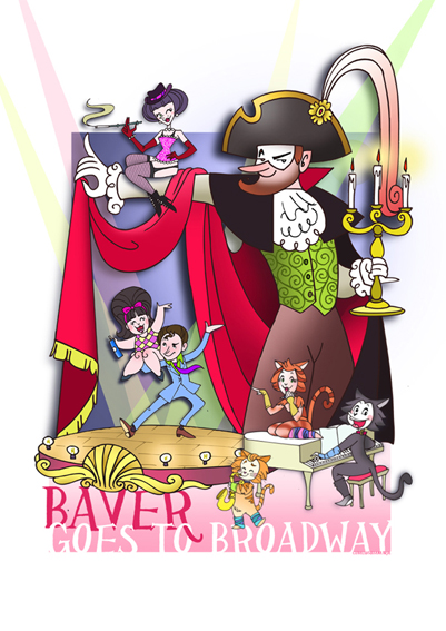 Baver goes to Broadway blog