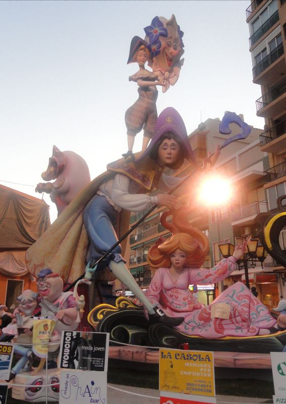 4-Falla Sant Antoni de la Mar