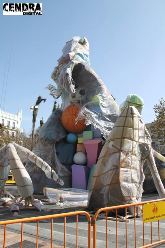 7 marzo- Falla Ayuntamiento (1)