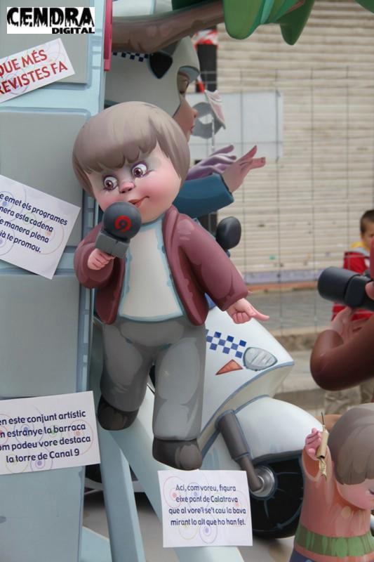 Falla Malvarrosa infantil 2011 (7)