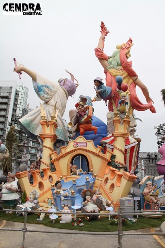 Falla Nou Campanar 2011 (2)