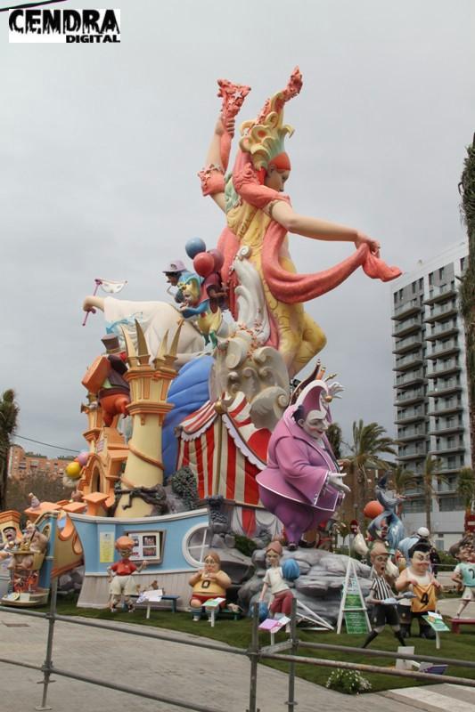 Falla Nou Campanar 2011 (3)