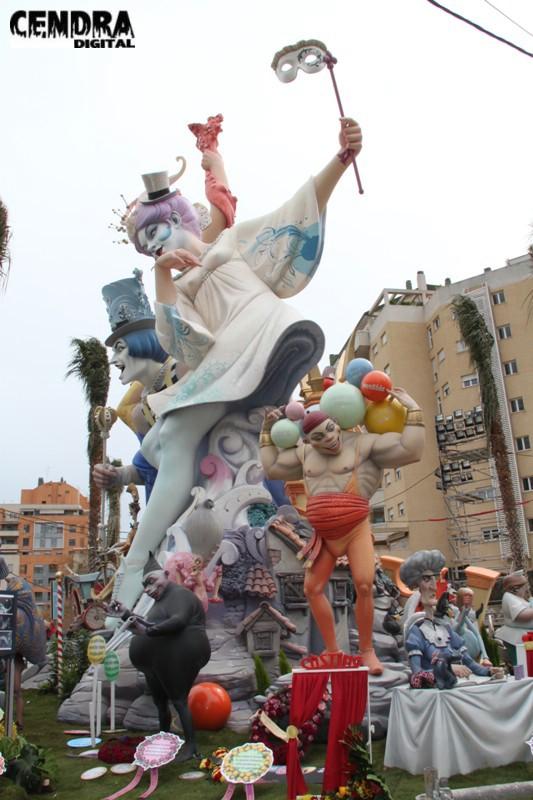 Falla Nou Campanar 2011 (4)