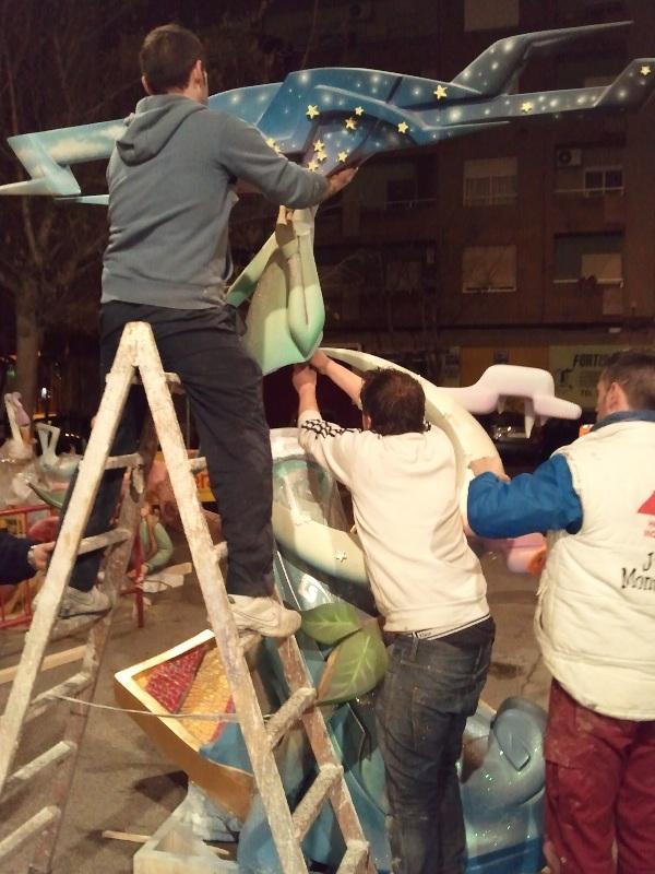 Falla infantil Virgen de la Cabeza 2011 (3)