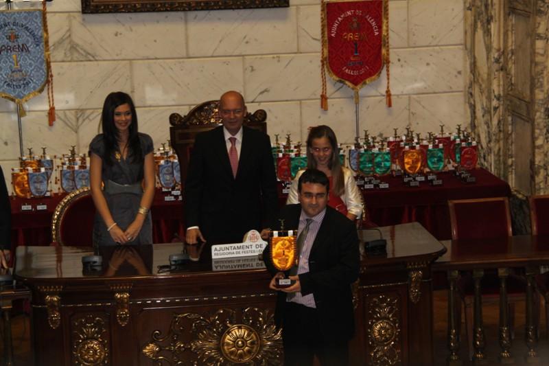 Gala Artista Fallero 2011 (15)
