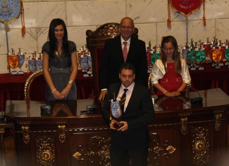 Gala Artista Fallero 2011 (18)