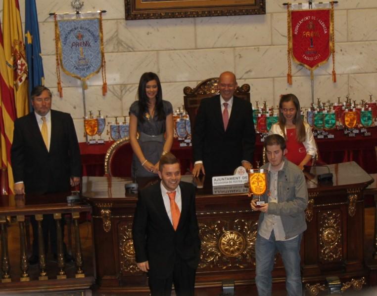 Gala Artista Fallero 2011 (19)