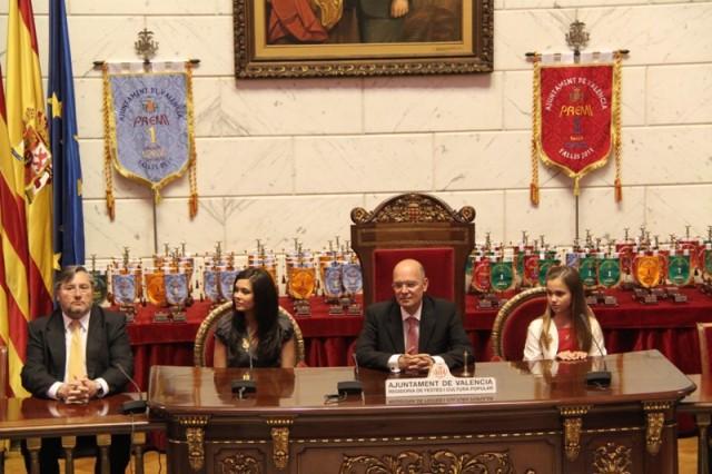 Gala Artista Fallero 2011 (2)