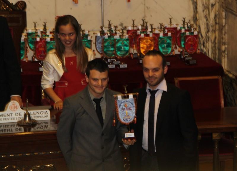 Gala Artista Fallero 2011 (31)