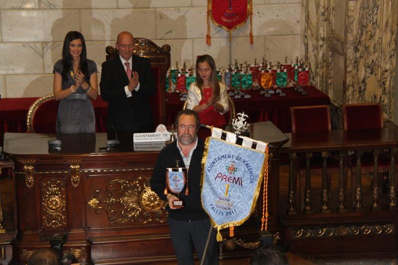 Gala Artista Fallero 2011 (36)