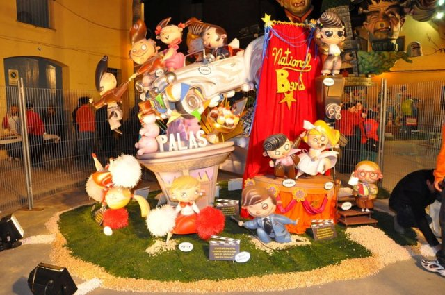 sant antoni infantil 2011