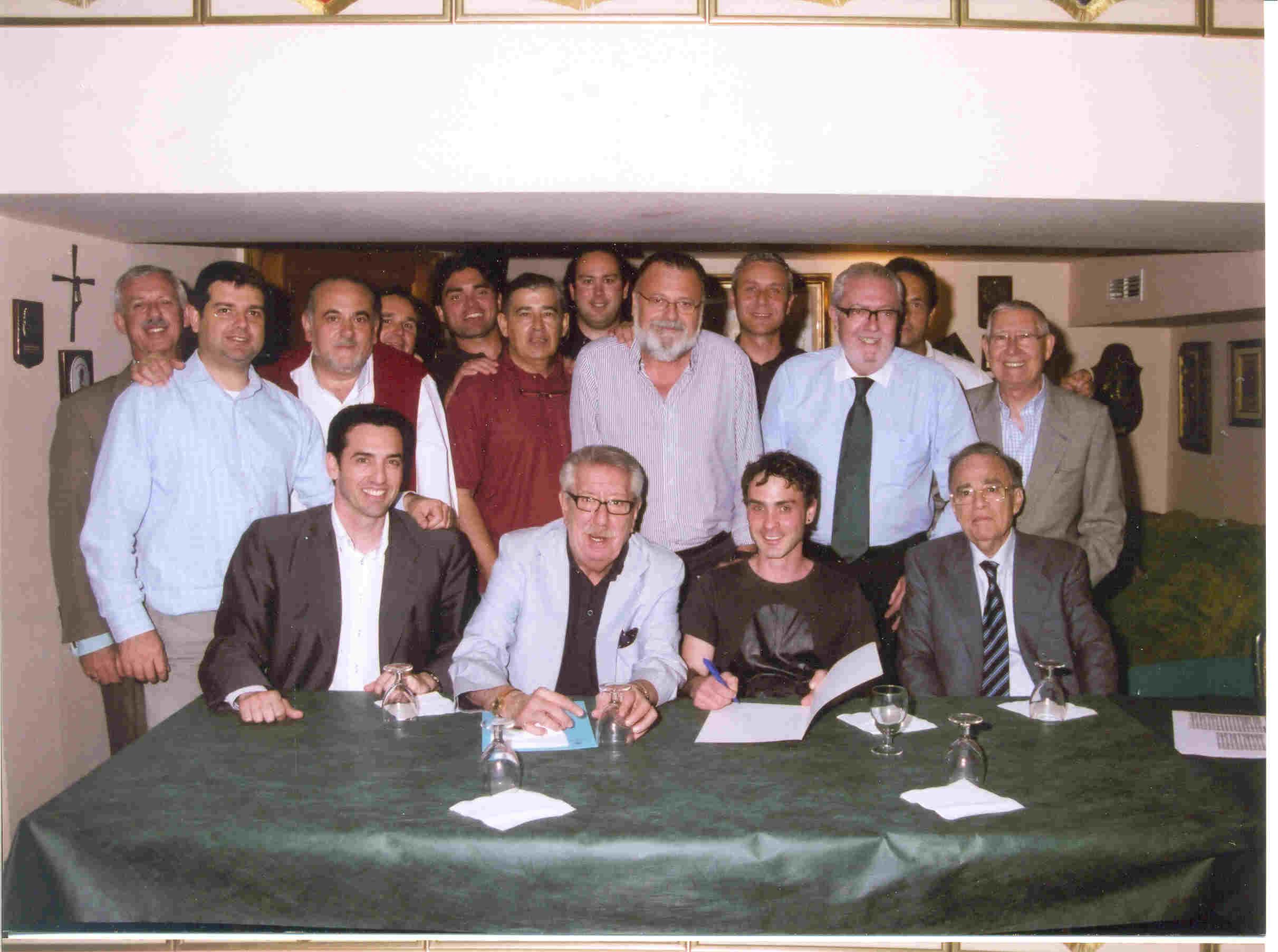 Firma David Moreno