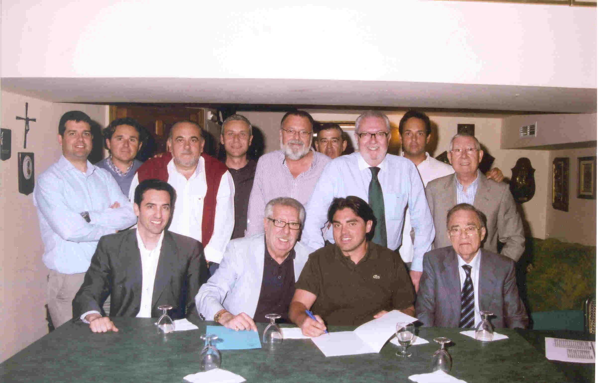 Firma Pedro Santaeulalia