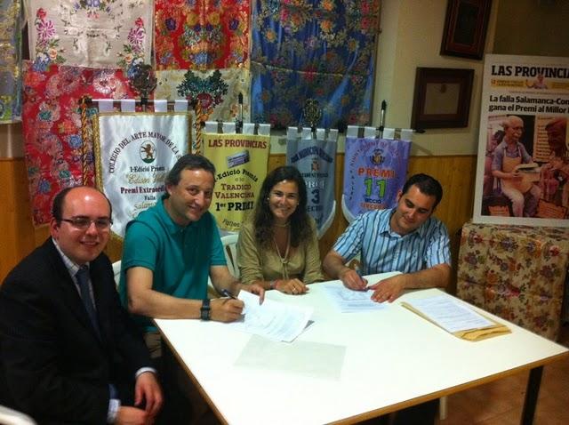 Firma de contratos 4 Junta General