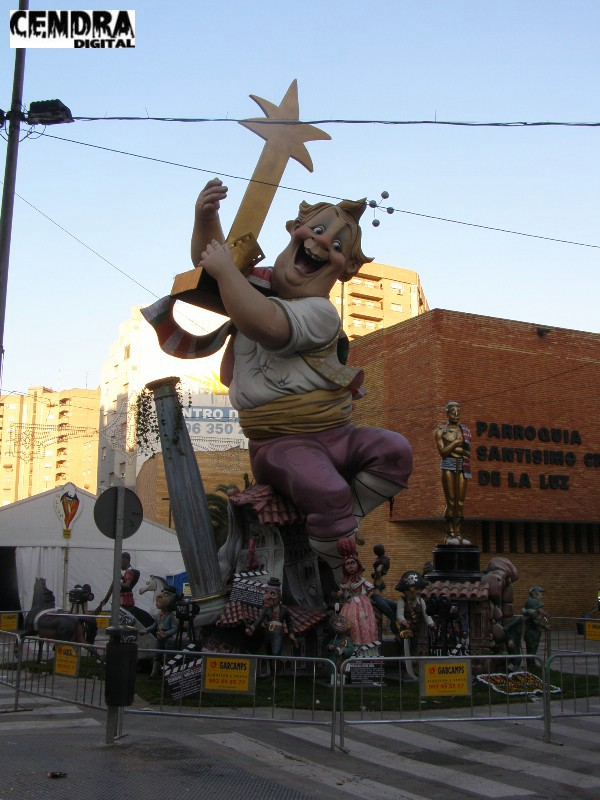 barrio de la luz 2009