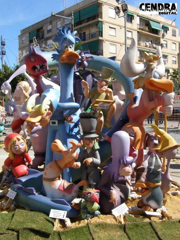 059-Aras de Alpuente- Castell de Pop infantil