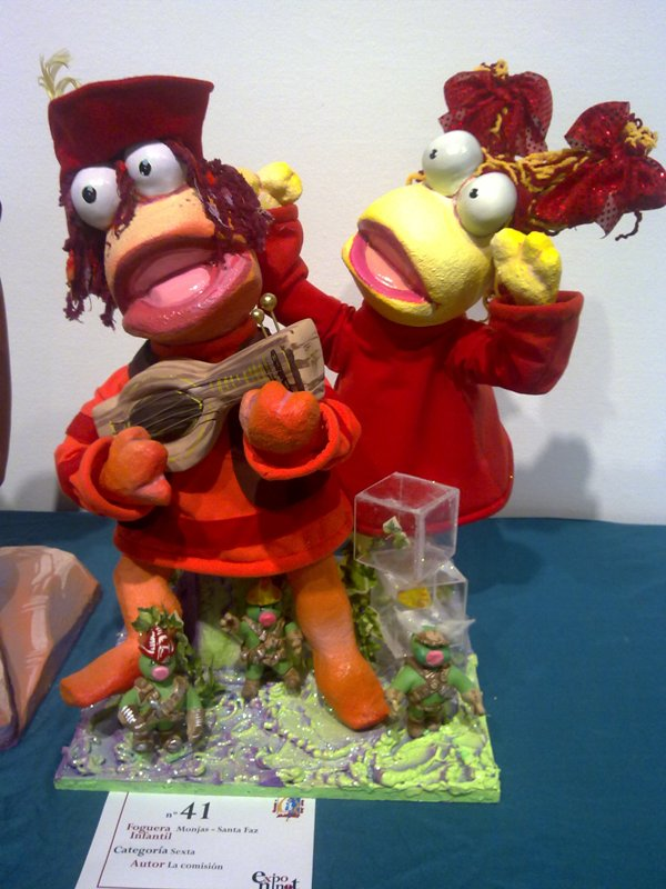 fraggles monjas