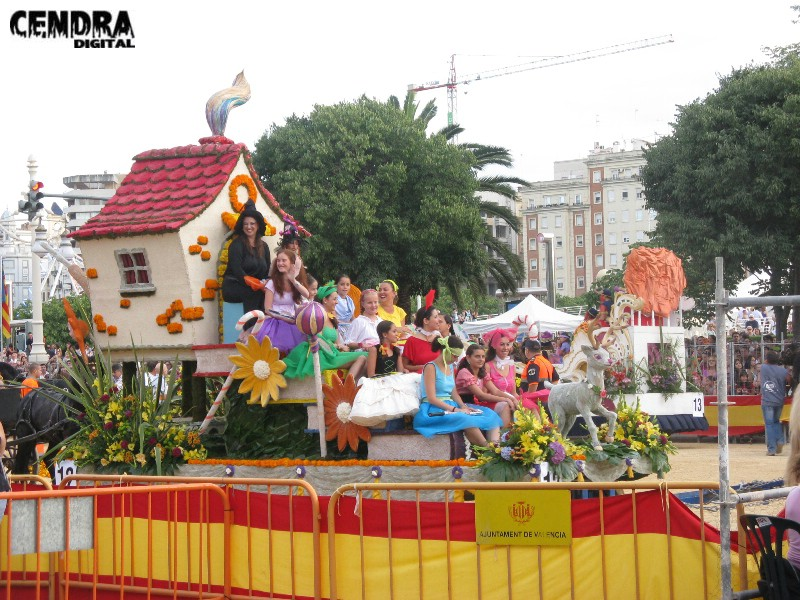 BATALLA DE FLORES 2011