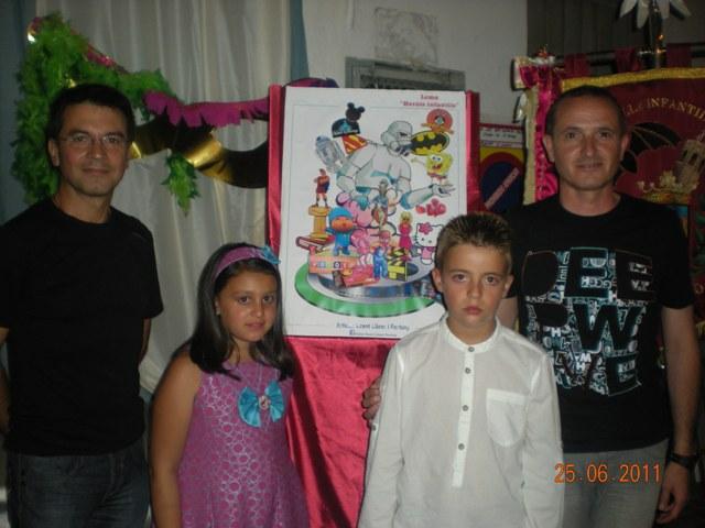 Boceto 2012 Falla Horno de Alcedo