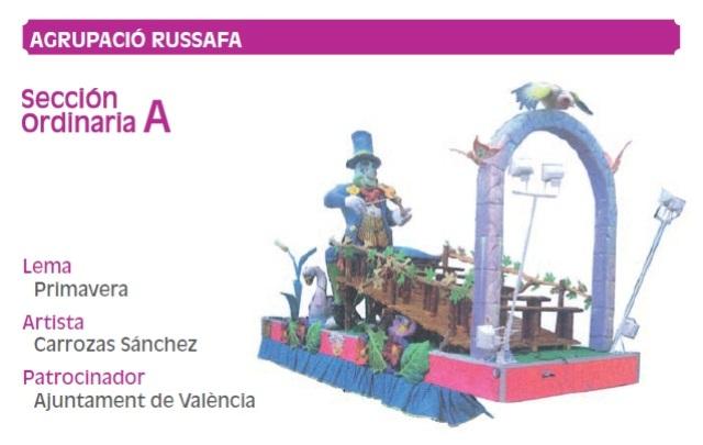 Carrozas Batalla Flores Valencia 2011 (19)