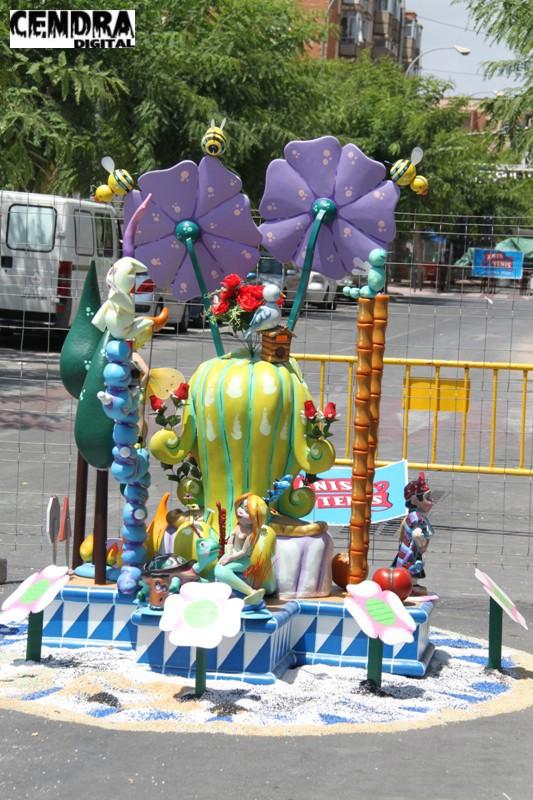 Santa Isabel infantil (10)