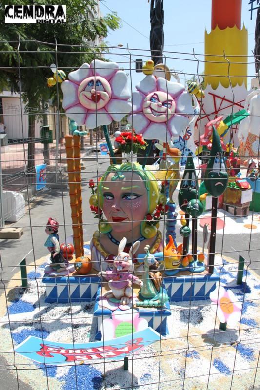 Santa Isabel infantil (2)