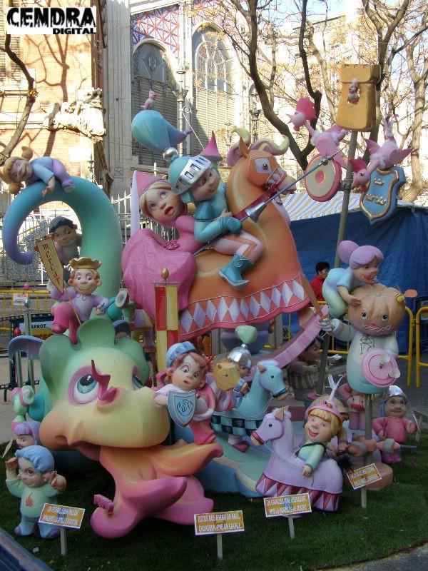 001-Plaza del Mercado Central infantil