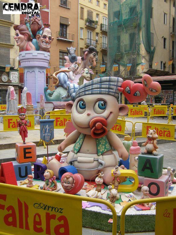 003-Plaza del Doctor Collado infantil