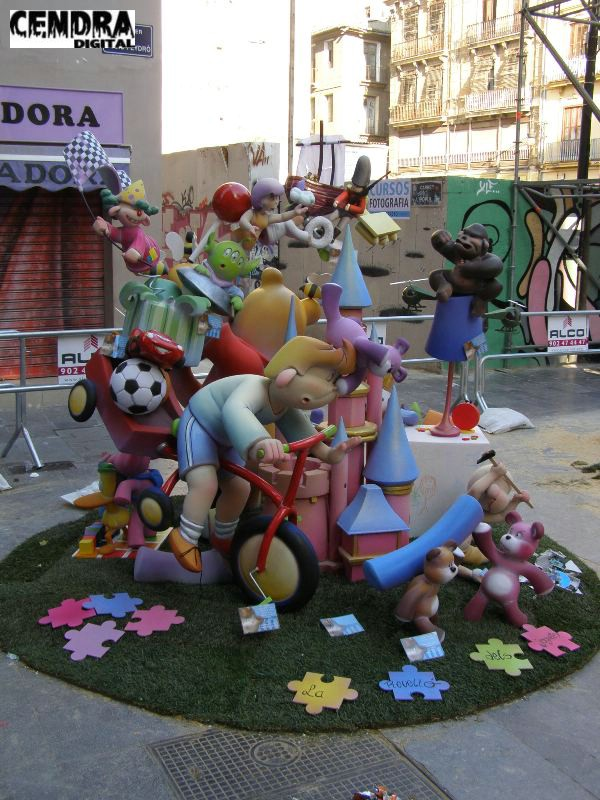 011-Plaza de la Merced infantil